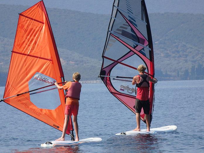 Sezon na windsurfing startuje!