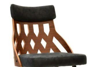 Krzesła do kuchni. Postaw na styl glamour